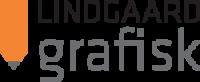 Lindgaard Grafisk Logo